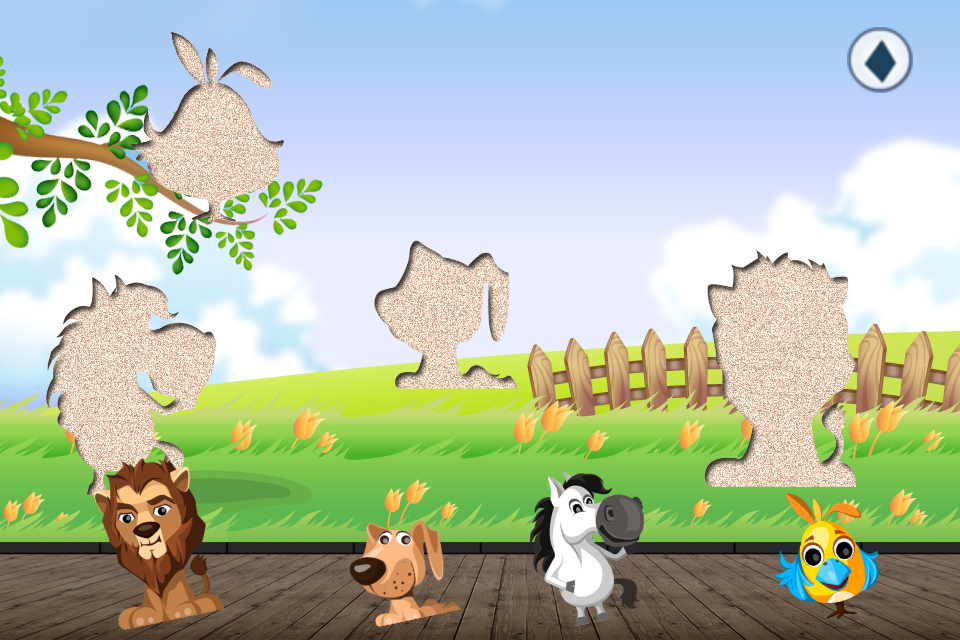 Screenshot Animal Puzzle for Toddlers, Kids and Adults